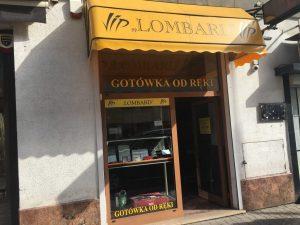 Lombard samochodowy Warszawa