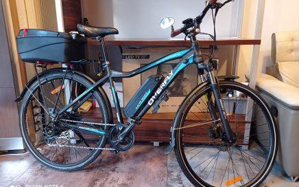 Rower hybrydowy OVERFLY model WARRIOR